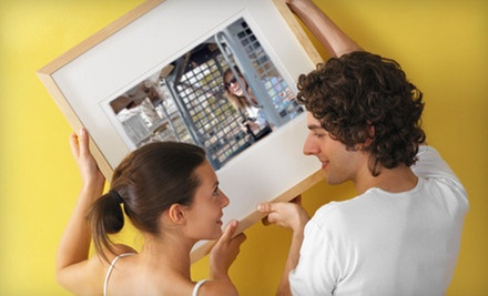 Framing Services at Grand Frame, Inc. (Up to 73% Off). Three Options Available.