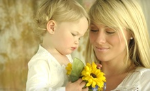 "Mother's Day Photo Package with Retouched 8""x10"" Print from Haskell St. Paul ($325 Value)"