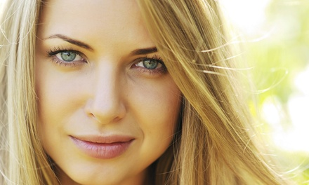 Custom Facial, Eyelash Extensions, or Both at Aesthetic Surgery Institute (Up to 68% Off)