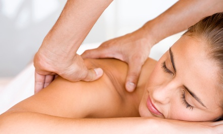 $37 for One 60-Minute Massage at Salon Di ($60 Value)