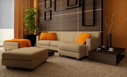 $59 for Steam Carpet Cleaning in Three Rooms from The Steam Team ($119 Value)