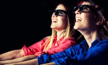 5-D Movie Experience for Two, Four, or Six at PIX 5D Cinema (Up to 55% Off)