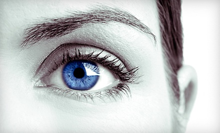Custom LASIK Surgery with Option for Bladeless Technology at Crown Laser Center in Creve Coeur (Up to 49% Off)