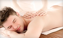 60-Minute Swedish Massage, or 60-Minute Deep-Tissue or Sports Massage at Body Work Solution (51% Off)