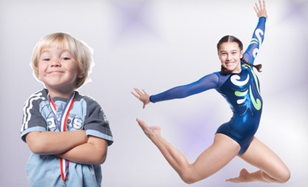 Half Day of Summer Camp, Kids' Fitness Class, or Birthday Party for Up to 12 at Flip 2 It Sports Center (Up to 70% Off)