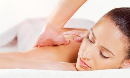 60- or 90-Minute Deep-Tissue Massage with a Citrus Foot Scrub at Shiatsu Renu - Frisco (Up to 50% Off)