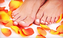 $299 for Laser Nail-Fungus Removal for Both Feet at Advanced Foot Care Center ($985 Value)
