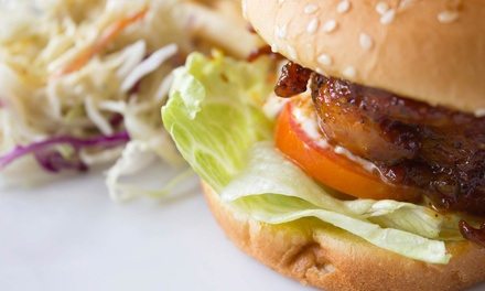 $20 for Two Groupons, Each Good for $20 Worth of Barbecue Food at Cowboy Slim's Smokehouse & Saloon ($40 Value)