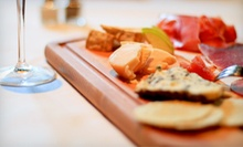 $28 for Wine Flights and Charcuterie Plate for Two at Rittergut Wine Bar Restaurant &amp; Social Club (Up to $57 Value)