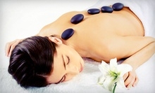Swedish Massage, Facial, or Both at Ajasrika Wellness Center (Up to 62% Off)
