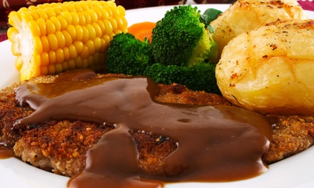 $11 for $20 Worth of Southern Food for Two or More at Bill & Rosa's Steakhouse