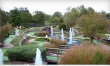 $14 for One Round of Mini Golf for Four at Drakes Creek Activity Center (Up to $28 Value)