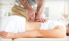 Chiropractic Exam and 60-Minute Massage with Optional X-rays and Adjustment at East Coast Chiropractic (Up to 82% Off)
