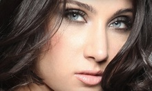 Makeup Application and Hairstyling at A-List Makeup (Up to 51% Off). Three Options Available.