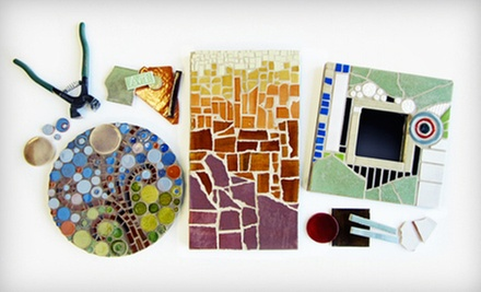$35 for Beginner Class at Mercury Mosaics ($80 Value)