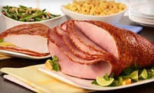 $20 for Two Groupons, Each Good for $20 Worth of Gourmet Meats and Cafe Food at HoneyBaked Ham ($40 Total Value)