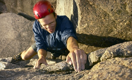 Six-Hour Guided Rock-Climbing Tour for Two or Four from Live Adventure (Up to 60% Off)