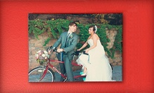 Photo Canvas Prints from Stretch and Staple (Up to 62% Off). Four Options Available.