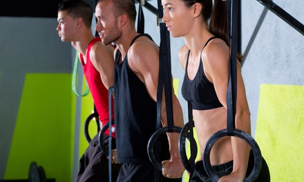 5 or 10 Classes at The Park Gym (Up to 80% Off)