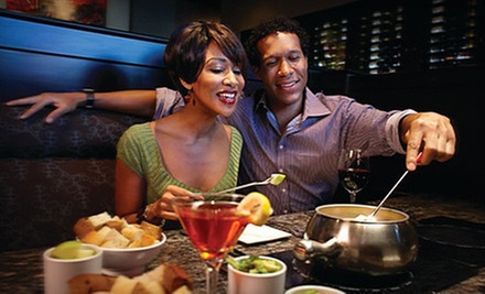 Three-Course Fondue Dinner for Two, Four, Six, or Eight at The Melting Pot (Up to 38% Off)