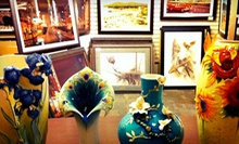 Original Art, Prints, Custom Framing, and Porcelain Gifts at Willowbrook Art Gallery (Up to 55% Off)