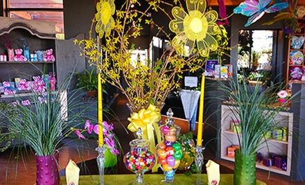 $15 for $30 Worth of Floral Arrangements, Plants, and Gifts at Beloved Lily