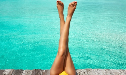 One or Two Varicose or Spider Vein-Removal Treatments at Capital Region Vein Centre (Up to 79% Off)