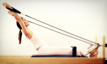 Two or Five Private Pilates Sessions at Evolution Pilates (Up to 71% Off)
