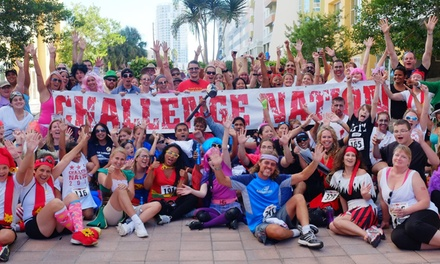 $25 for Entry to Dallas Challenge: The Ultimate Urban Scavenger Race on Sunday, September 7 ($55 Value)