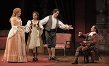 "One Ticket to El Paso Opera&#x0027;s ""The Marriage of Figaro"" (Up to 51% Off). Three Seating Options and Three Shows Available."