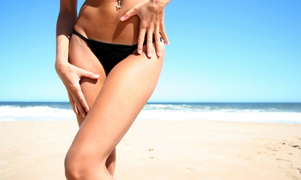 One, Three, or Five Brazilian Waxes at Green Zen Organic Spa (Up to 66% Off)