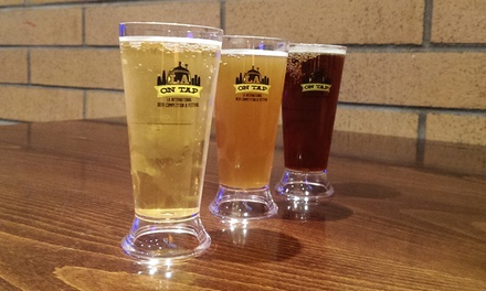 $95 for an Early Access VIP Admission to the LA on Tap Beer Festival on May 9, 2015 ($160 Value)