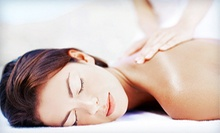 One, Three, or Five 50-Minute Swedish Massages at A2Z Health Certified Massage Therapist (Half Off)