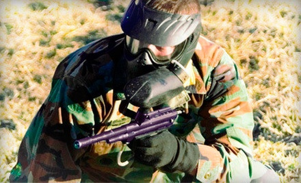 Paintball Package for Two, Four, or Six at Austin Paintball (Up to 55% Off)
