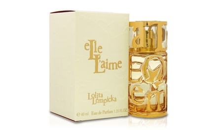 Lolita Lempicka Elle L'aime Eau de Parfum for Women (1.35 Fl. Oz.)