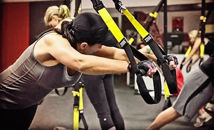 10 or 20 Power Spin, Zumba Toning, or TRX Fusion Classes at Core Fitness Studios (Up to 65% Off)