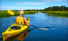 One-Hour Kayak Tour on Long Island for One or Two from JK Kayak (Up to 63% Off)