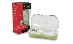 Carteret Collection 3-in-1 Water Resistant Spa Facial Kit (3-piece)