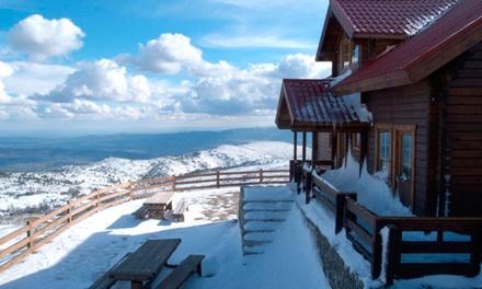 Chalés de Montanha — Serra da Estrela: 1 ou 2 noites para seis pessoas em chalé desde 89€