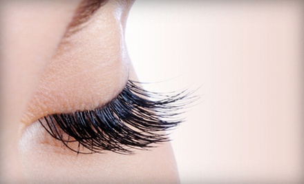 Full Set of Eyelash Extensions with Option for Two-Week Touchup at Bangz! Bridgeville (Up to 61% Off)