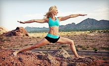 $35.99 for 10 Classes at Sumits Yoga ($140 Value)