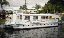 Scenic Wildlife Boat Tour for Two or Four from Good Natured River Tours (Up to 58% Off)