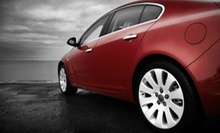 $69.99 for an Auto-Detail Package with Hand Wax and Rain-X Treatment at Auto Asylum Car Care Center ($140 Value)