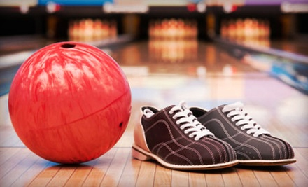 Two Games of Bowling with Shoe Rentals for Two, Four, or Six at Indian Lanes (Up to 55% Off)