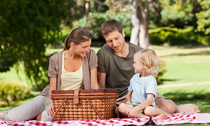 Bath City farm - Bath: Bath City Farm: Entry With Family Picnic Hamper for £7.50 (50% Off)