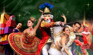 """Moscow Ballet's """"great Russian Nutcracker"""" With Optional Nutcracker And Dvd On December 24 (up To 51% Off)"""