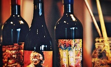 Painting and Wine Tasting for Two or Four at Artiste (Up to 53% Off)