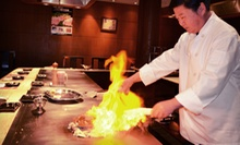 10-Course Japanese Teppanyaki Meal for Two or Four at Gyu King Teppanyaki (Up to 60% Off)