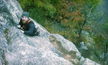 C$99 for an All-Day, Instructional Rock-Climbing Experience for One from H2O Rappelling (C$225 Value)