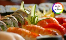 Sushi and Asian Food for Dinner or Lunch at Tiger Sushi 2 (Up to 53% Off)